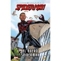 MILES MORALES SPIDERMAN VOL. 01: EL NUEVO...