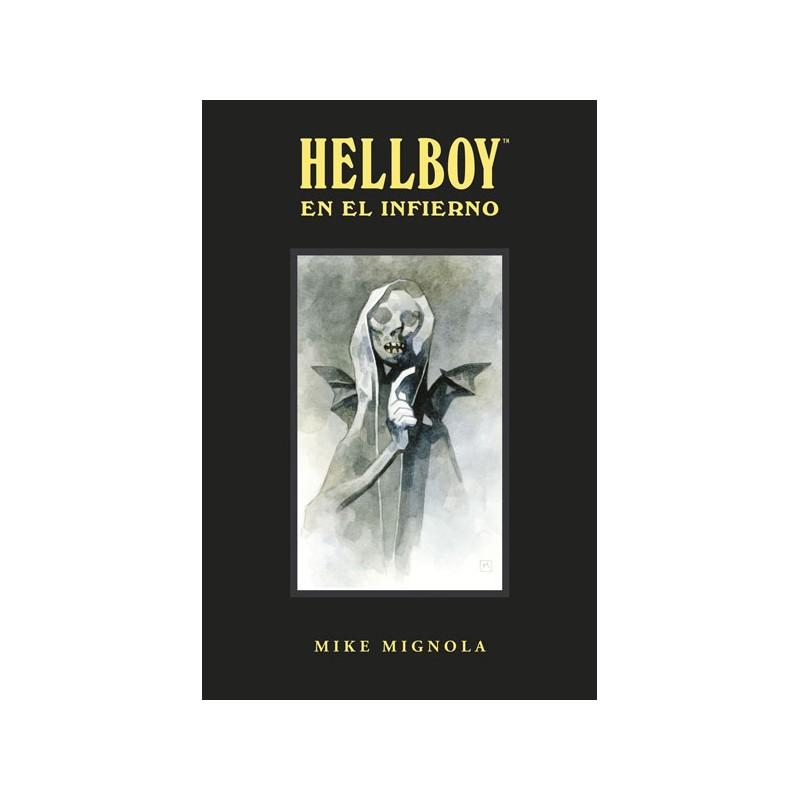 HELLBOY EDICIÓN INTEGRAL VOLUMEN 4: EN EL INFIERNO