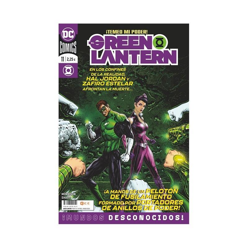 GREEN LANTERN Nº 11 / 93