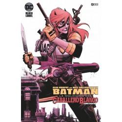 BATMAN: LA MALDICIÓN DEL CABALLERO BLANCO Nº 04...