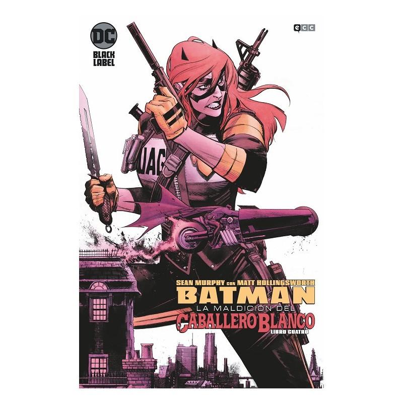 BATMAN: LA MALDICIÓN DEL CABALLERO BLANCO Nº 04 (DE 08)