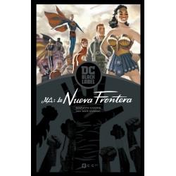 JLA: LA NUEVA FRONTERA (EDICIÓN BLACK LABEL)