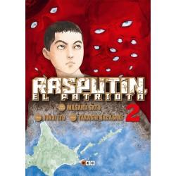 RASPUTIN, EL PATRIOTA  Nº 02 (DE 06)