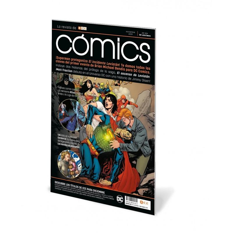 REVISTA ECC COMICS Nº 10