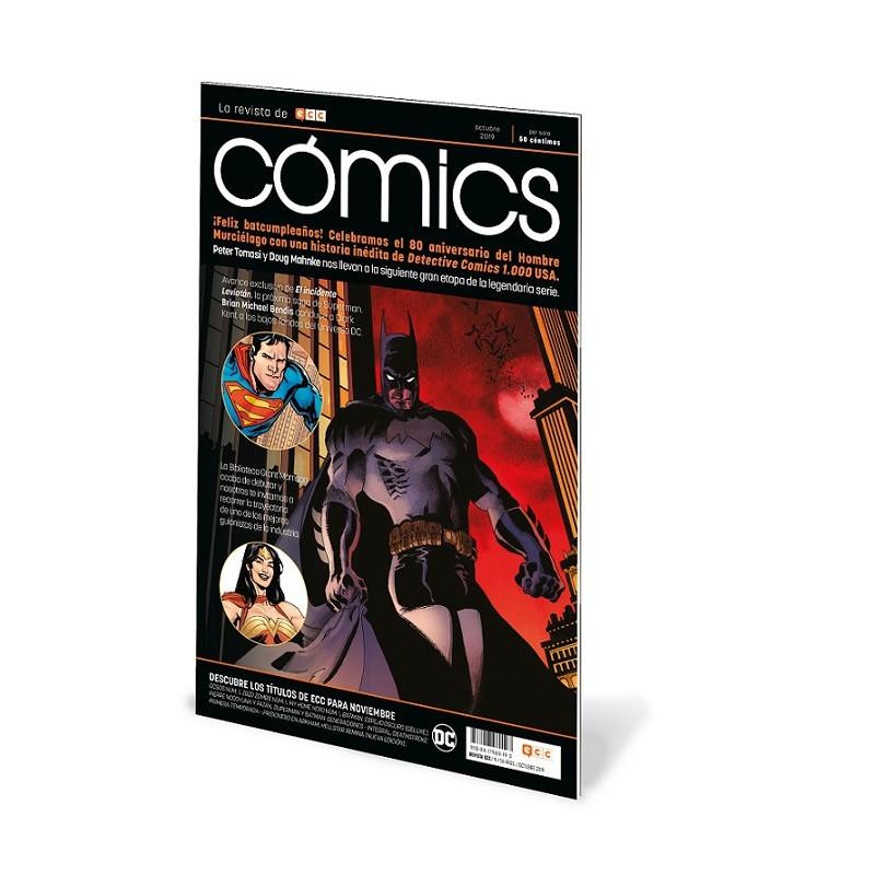 REVISTA ECC COMICS Nº 09
