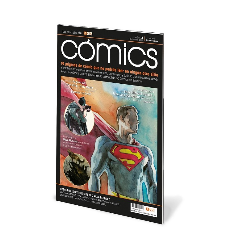 REVISTA ECC COMICS Nº 02