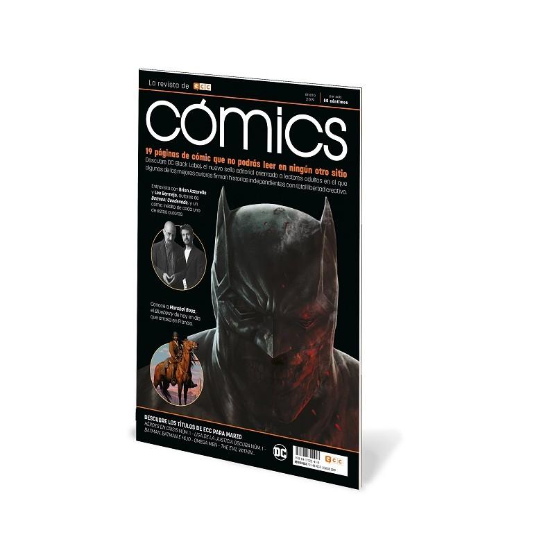 REVISTA ECC COMICS Nº 03