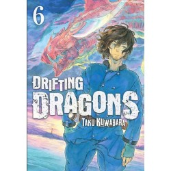 DRIFTING DRAGONS Nº 06