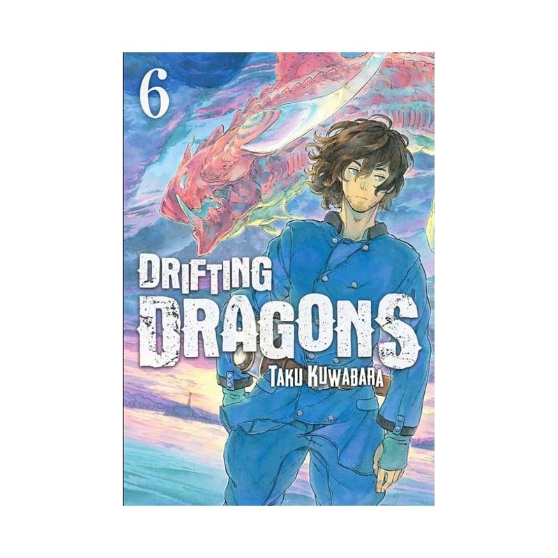 DRIFTING DRAGONS Nº 06