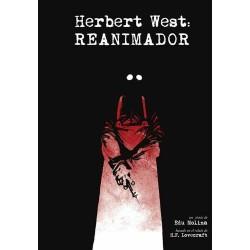 HERBERT WEST REANIMADOR