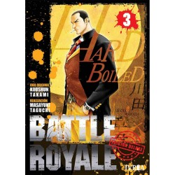 BATTLE ROYALE DELUXE Nº 03