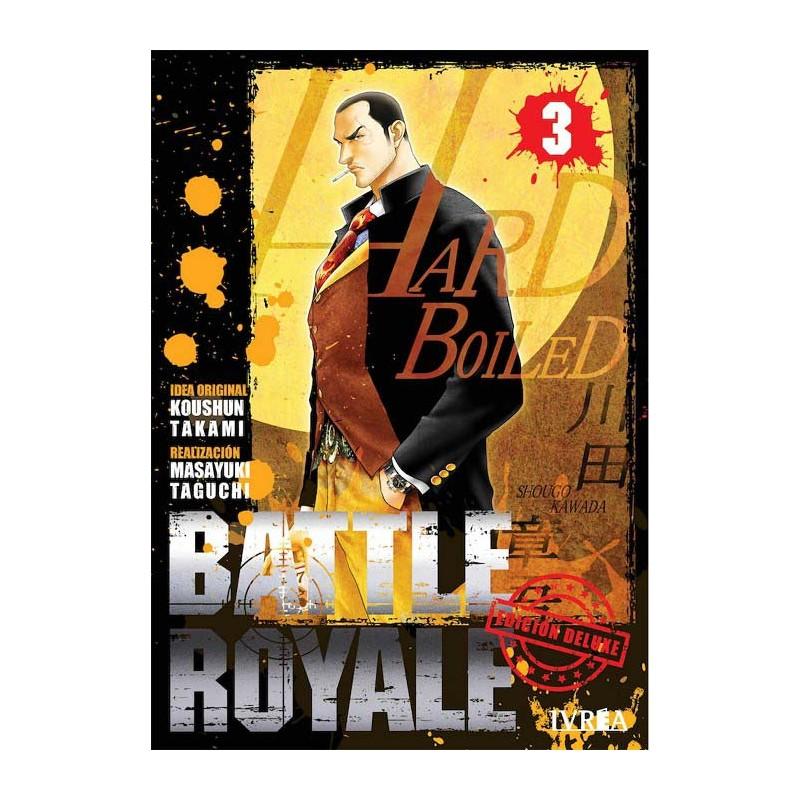 BATTLE ROYALE DELUXE Nº 03
