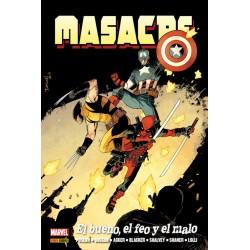 MASACRE DE GERRY DUGGAN VOL. 02: EL BUENO, EL...