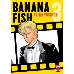 BANANA FISH Nº 03