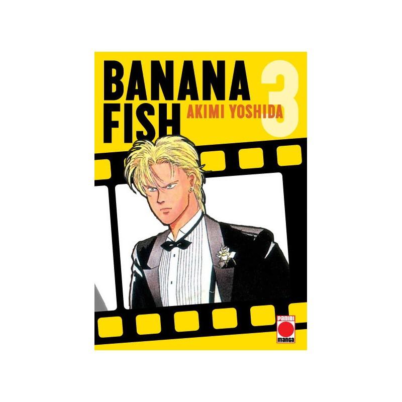 BANANA FISH Nº 03