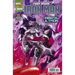 TONY STARK: IRON MAN Nº 13 / 112