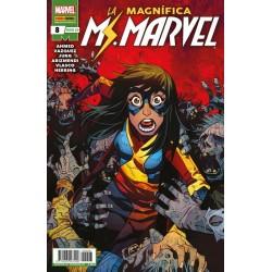 LA MAGNÍFICA MS. MARVEL Nº 08