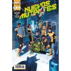 NUEVOS MUTANTES Nº 02