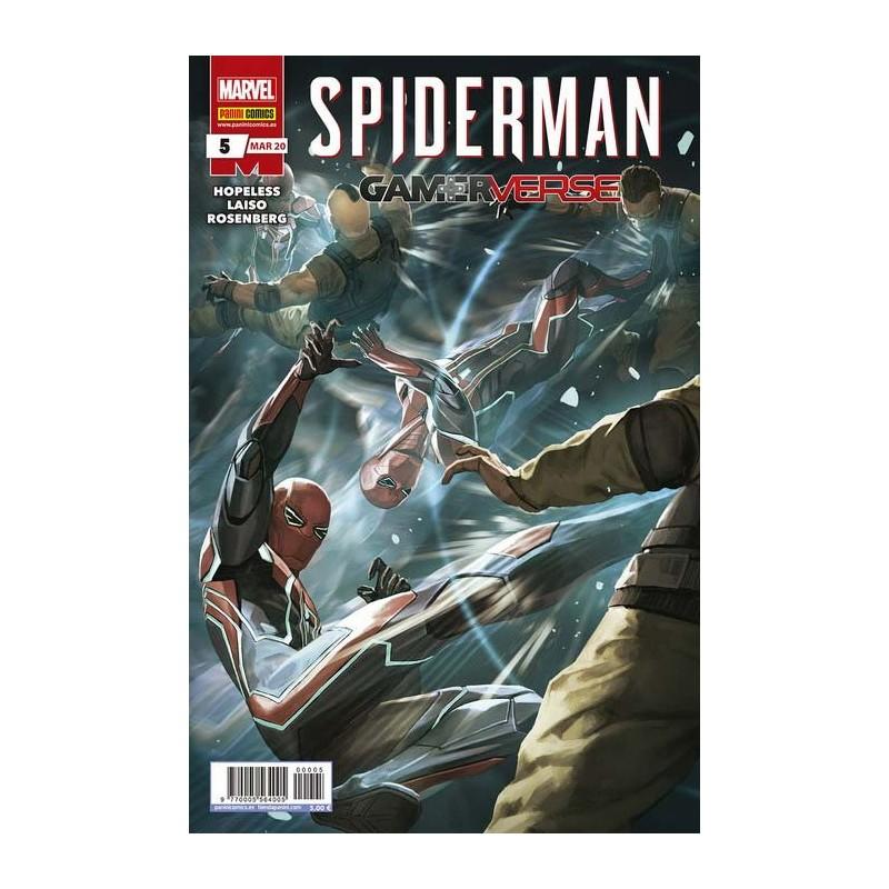 SPIDERMAN: GAMERVERSE Nº 05