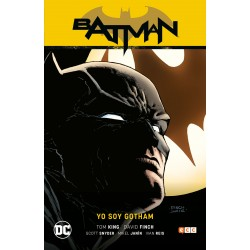 BATMAN DE TOM KING VOL. 01: YO SOY GOTHAM