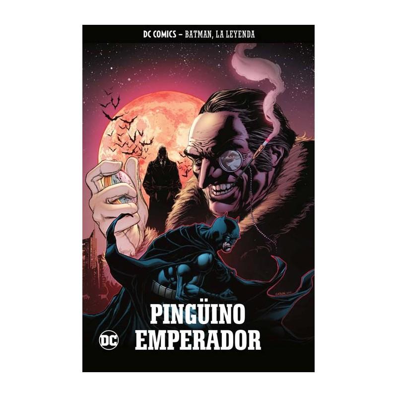 BATMAN LA LEYENDA Nº 31 : PINGÜINO EMPERADOR