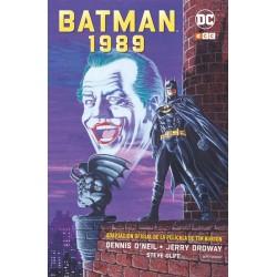 BATMAN 1989 : ADAPTACIÓN OFICIAL DE LA PELÍCULA DE TIM BURTON