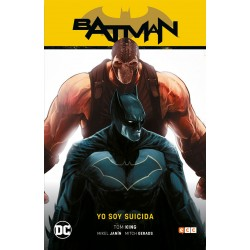 BATMAN DE TOM KING VOL. 03: YO SOY SUICIDA