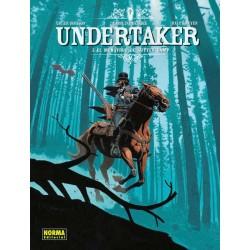 UNDERTAKER Nº 03: EL MONSTRUO DE SUTTER CAMP