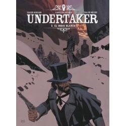 UNDERTAKER Nº 05: EL INDIO BLANCO