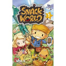 THE SNACK WORLD TV ANIMATION Nº 01