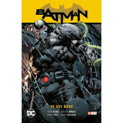 BATMAN DE TOM KING VOL. 04: YO SOY BANE