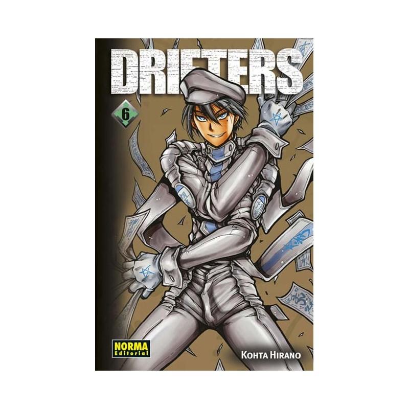 DRIFTERS Nº 06
