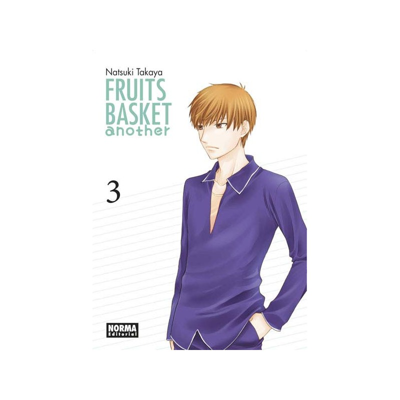 FRUITS BASKET ANOTHER Nº 03