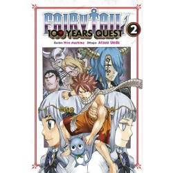FAIRY TAIL 100 YEARS QUEST Nº 02