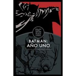 BATMAN: AÑO UNO – EDICIÓN DC BLACK LABEL (SEGUNDA EDICIÓN)