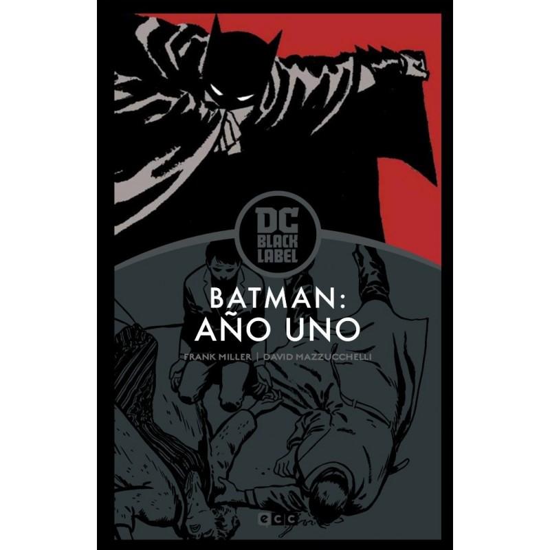 BATMAN: AÑO UNO – EDICIÓN DC BLACK LABEL (TERCERA EDICIÓN)