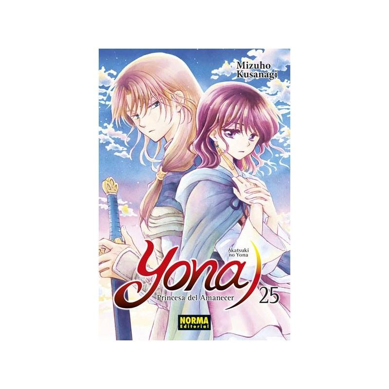 YONA, PRINCESA DEL AMANECER Nº 25