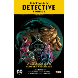 BATMAN: DETECTIVE COMICS VOL. 01  LA ASCENSION DE LOS HOMBRES MURCIELAGO
