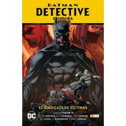 BATMAN: DETECTIVE COMICS VOL. 02  EL SINDICATO DE LAS VICTIMAS