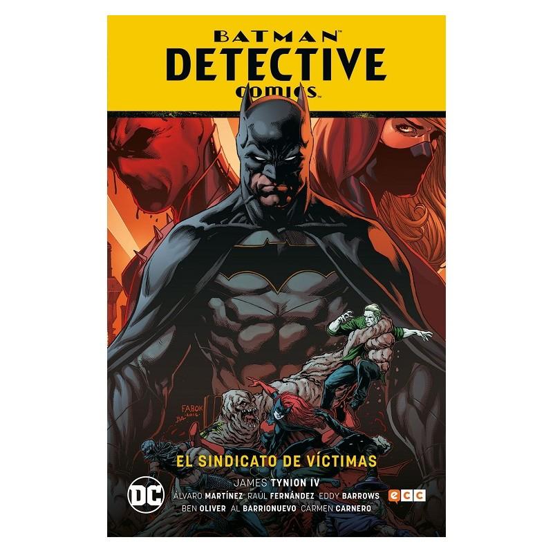 BATMAN DETECTIVE COMICS VOL. 02  EL SINDICATO DE LAS VICTIMAS (RENACIMIENTO)