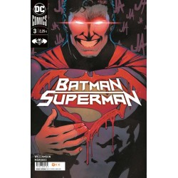 BATMAN / SUPERMAN Nº 03