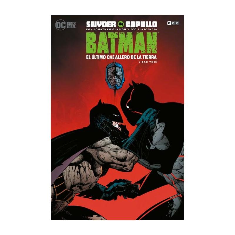 BATMAN: EL ÚLTIMO CABALLERO DE LA TIERRA LIBRO 03 (DE 3)