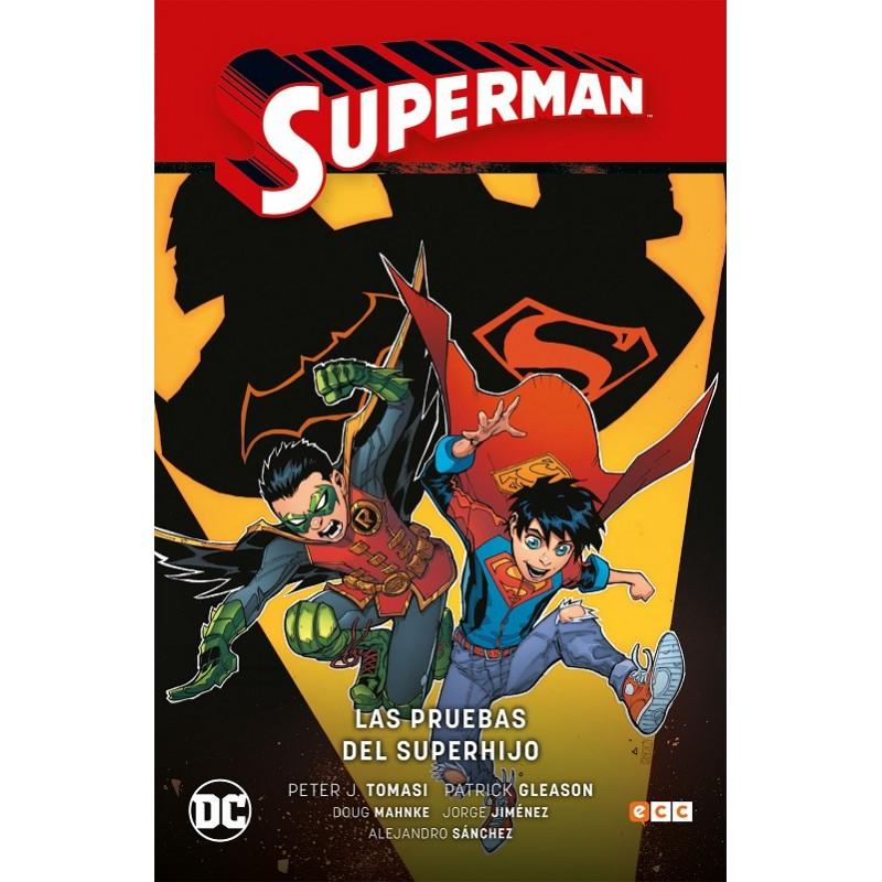 SUPERMAN VOL. 02 : LAS PRUEBAS DEL SUPERHIJO