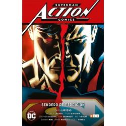 SUPERMAN: ACTION COMICS VOL. 01 SENDERO DE PERDICION (RENACIMIENTO)