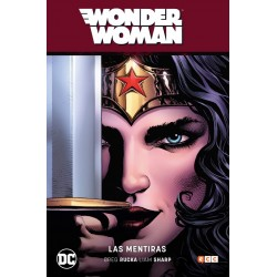 WONDER WOMAN VOL. 01: LAS MENTIRAS