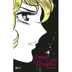 LA ROSA DE VERSALLES Nº 01