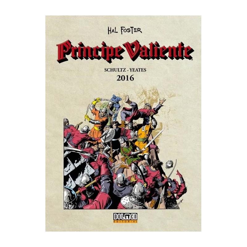 PRÍNCIPE VALIENTE 2016