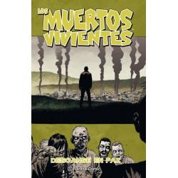 LOS MUERTOS VIVIENTES Nº 32: DESCANSE EN PAZ