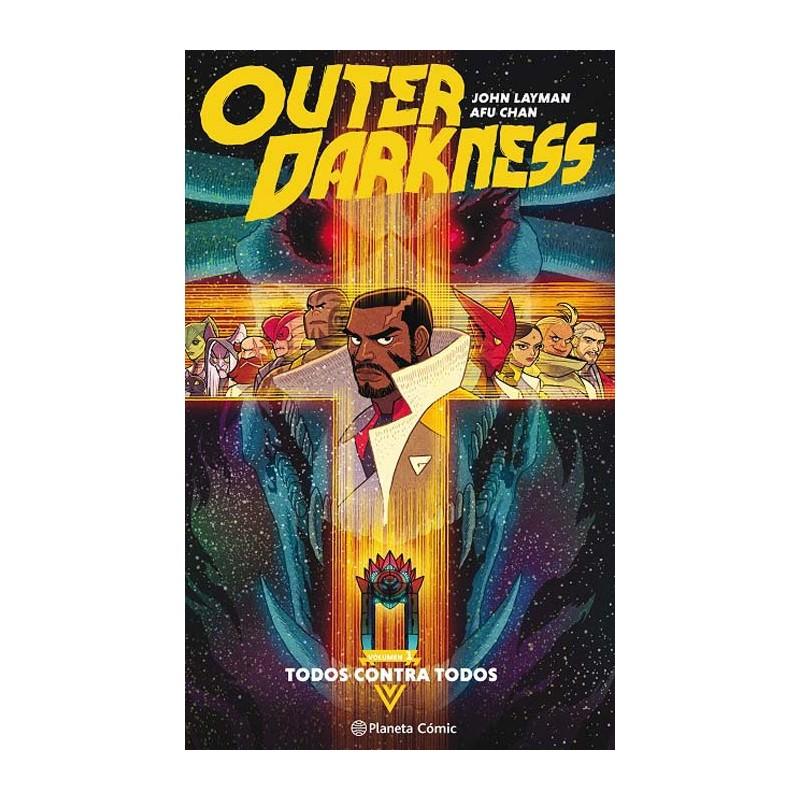 OUTER DARKNESS Nº 01: TODO CONTRA TODOS