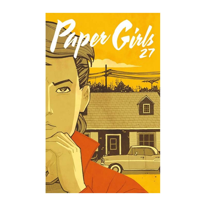 PAPER GIRLS Nº 27